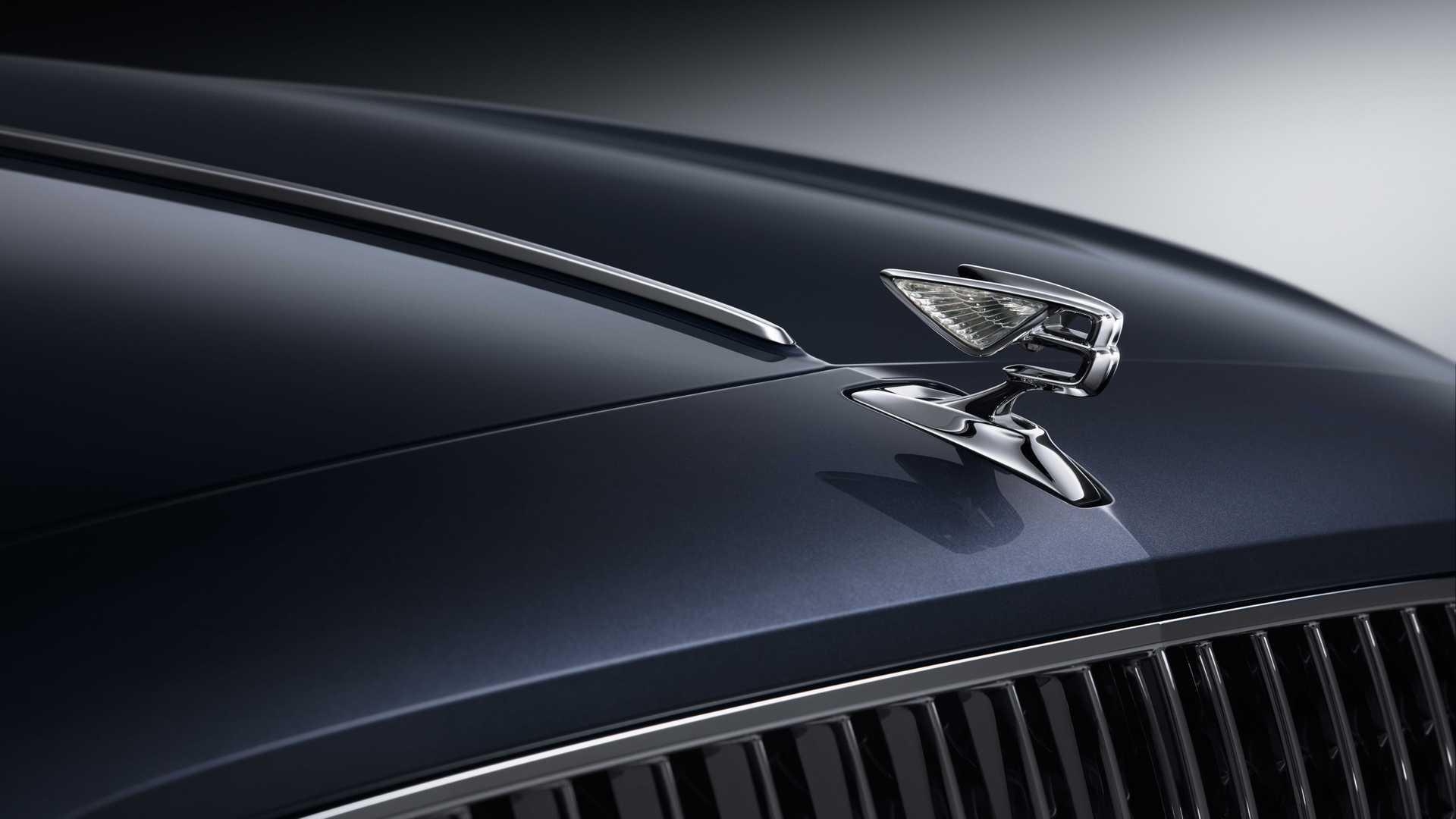 奢华与尊贵的体现!全新一代宾利飞驰正式发布!