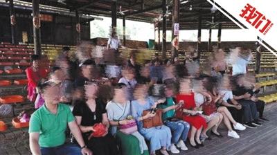 桂林导游强制游客购物 导游证已被吊销