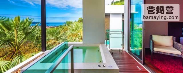 惊!一家4晚仅888元!普吉岛5星温德姆酒店 48㎡房 + 露天按摩浴缸,还有直通泳池房,接送机!暑假、节假日不涨价!