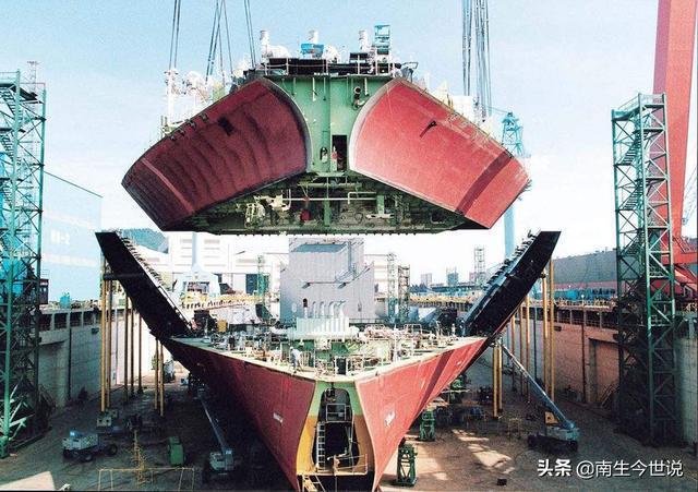 你追我赶,激烈!船企新接订单:4月是中国最多,5月韩国再得第一