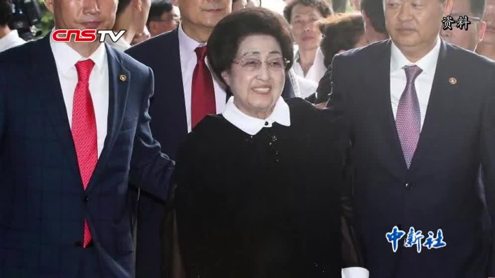韩举行金大中遗孀李姬镐悼念仪式 宣读金正恩唁电