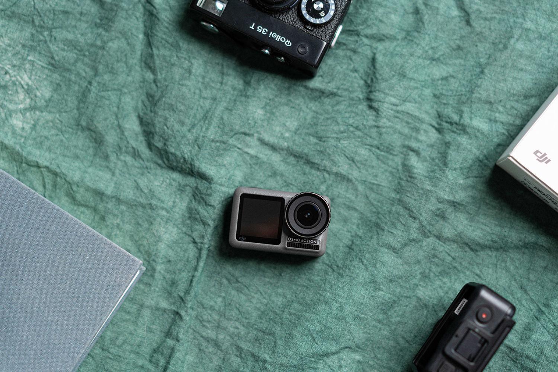 我们为什么需要一个运动相机:大疆Action评测
