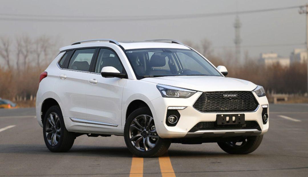 中国卖得最好的SUV推国六了,其他品牌还有活路吗