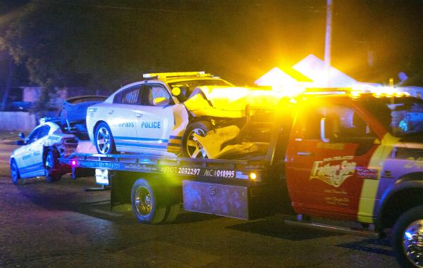美国孟菲斯市因法警枪杀黑人引发暴力冲突 导致24名警察受伤