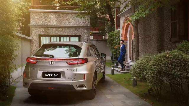 想低调但实力不允许,UR-V为何能成中级SUV翘楚?