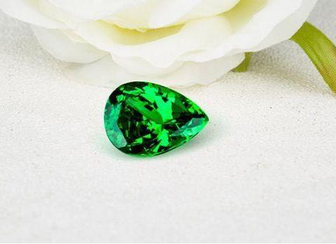 """石榴石中的翘楚""""沙弗莱"""",价值仅次于祖母绿!"""