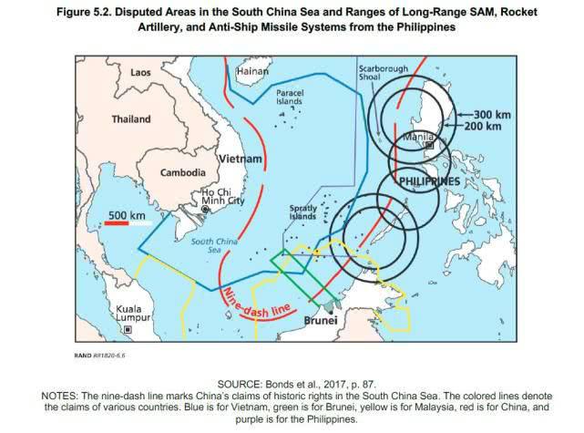 """美航母又进南海搞演习 为什么该国防长却喊出""""我们爱中国""""?"""
