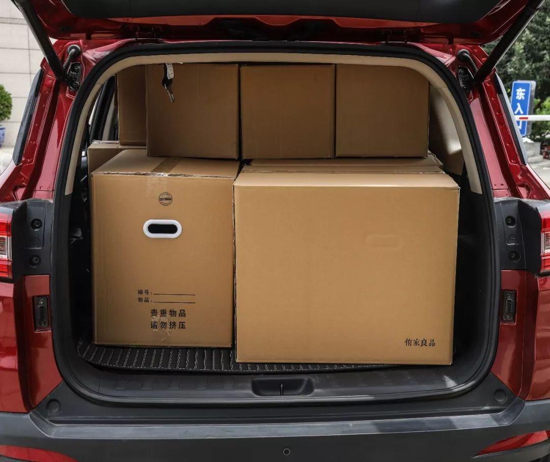 大空间、真7座、合资品质,这款SUV顶配才十万出头