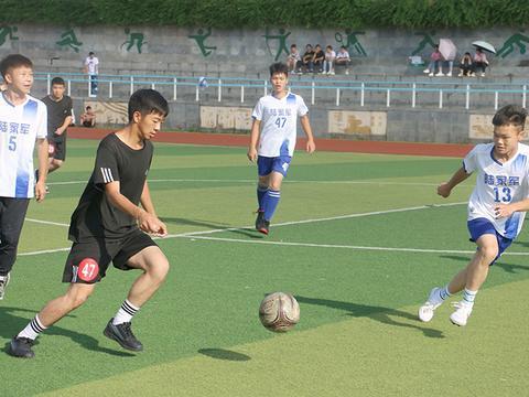 四川南充:龙门中学2019年度校园足球联赛圆满落幕