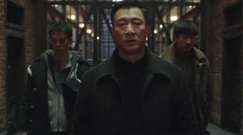 孙红雷联手张鲁一、尹昉,狂飙演技,这部剧是要爆啊