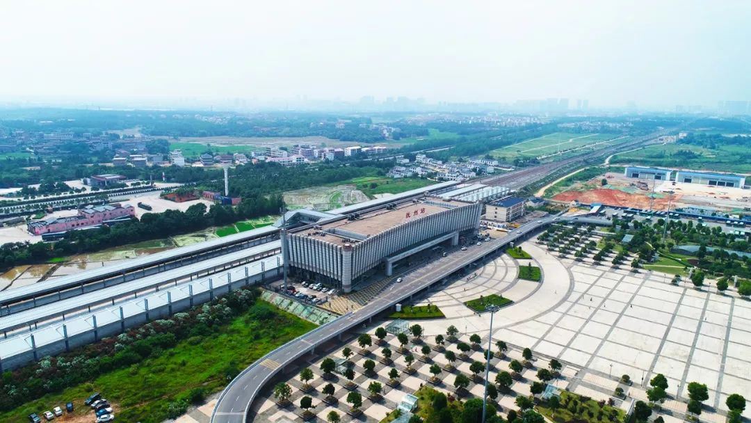 临川一中实验学校新校区开学时间确定!这是你要的站前新区!