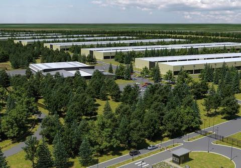苹果卖地?苹果公司取消在丹麦建立700英亩数据中心计划