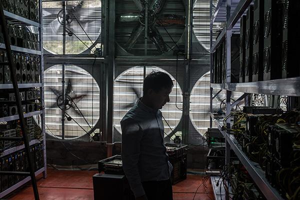 比特币网络的温室气体排放量惊人,报告称堪比汉堡市年排放量