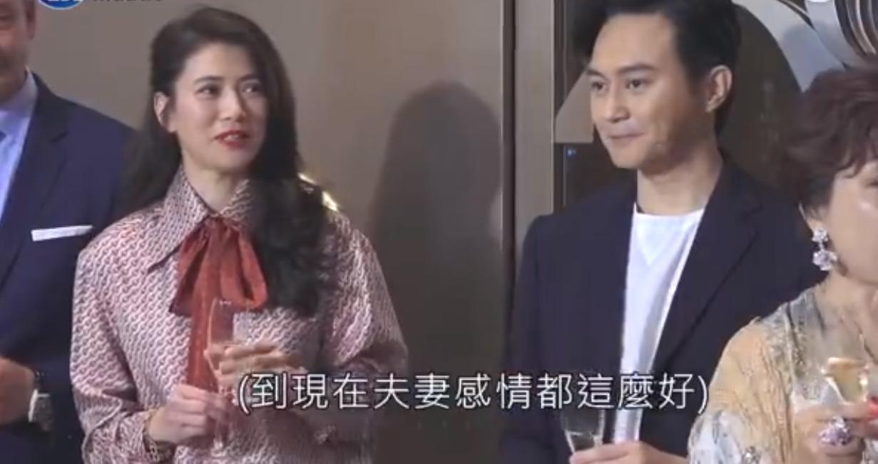 张智霖谈片酬全被袁咏仪把控,自曝常常吵架,根本不是模范夫妻!