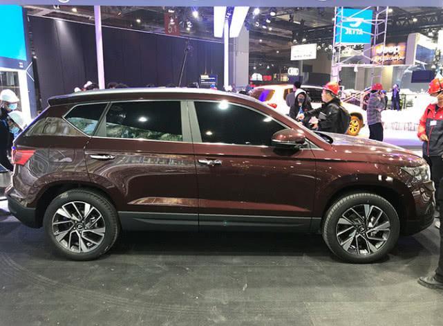 捷达SUV挂新车标亮相,或将让哈弗下不来台!网友:狼来了