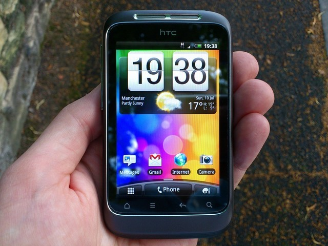 HTC打算重启Wildfire:当年和iPhone 4热度相当