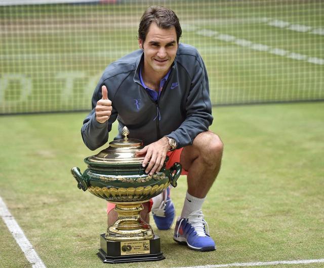 ATP哈雷公开赛签表:费德勒丘里奇同半区,首轮将遇美网终结者