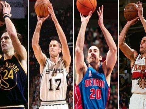 NBA五大家族基因:库里家族三分极准,字母哥家族靠天赋横行