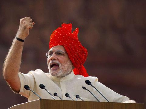 一季度,中国经济增速比印度高0.6个百分点,GDP总量是其4.45倍