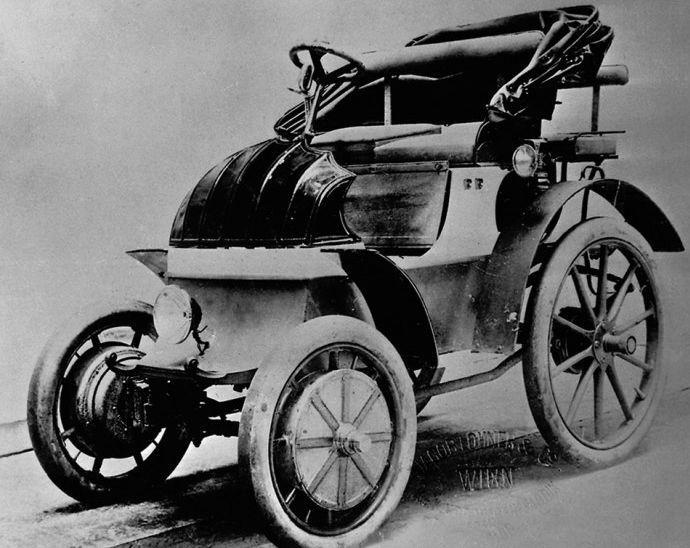 电机领域最先进的技术,轮毂电机了解一下
