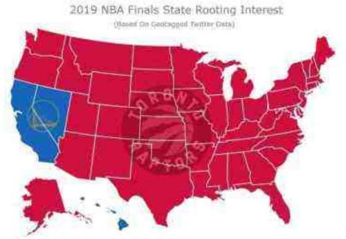 NBA总冠军或让猛龙队市值飙涨10亿美元 A股猛龙队概念股场上热身