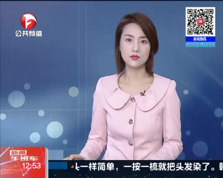 """《新闻午班车》合肥:省商务厅""""四会合一""""推动开发区高质量发展"""