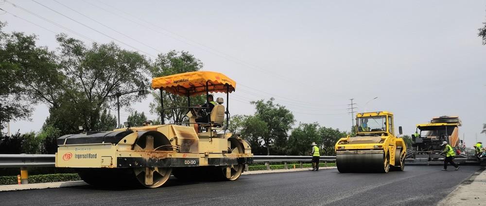 三条国道整修延寿!涉及G206威汕线、G309青兰线、G308文石线,计划8月底完工!