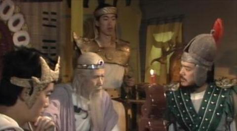 黄飞虎反出五关,为何不敢闯渑池县?你看看此地守将是谁?