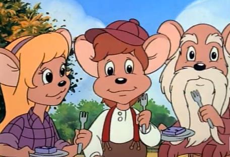 大草原上的小老鼠:中美合作的乡村动画,充满回忆的欢乐时光