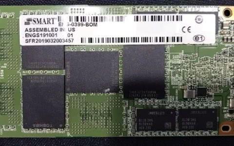 M.4 SSD现身台北电脑展:采用PCIe 3.0×8通道