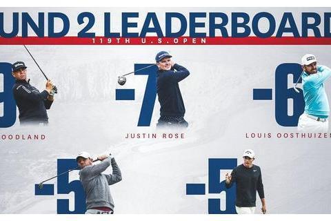 美国公开赛伍兹落后有点多,李昊桐连续三年晋级