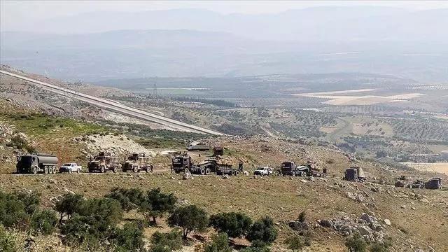 土耳其不宣而战,大批战机突然越境轰炸,邻国遭受重大损失