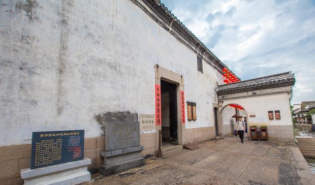 """""""江南第一民宅"""",江南建筑的代表,堪比故宫,一门一窗都是雕刻"""