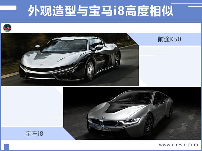 """国产""""宝马i8""""电动跑车,卖60多万,百公里只花7块钱?"""