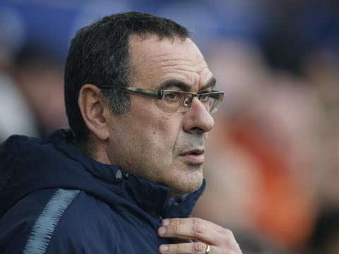 萨里与切尔西俱乐部解约 将担任尤文图斯新任主帅
