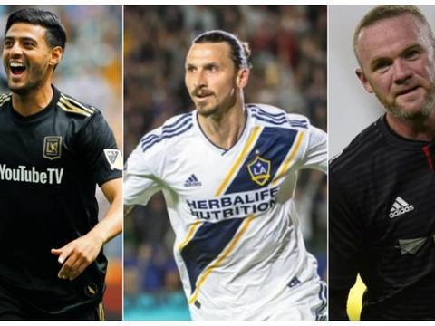 伊布鲁尼领衔,MLS全明星队将在今夏过招马竞