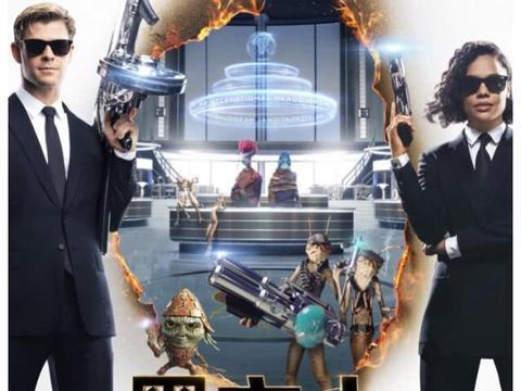 继钢铁侠娜塔莎,雷神成为百亿演员,《黑衣人》电影帮了他大忙!