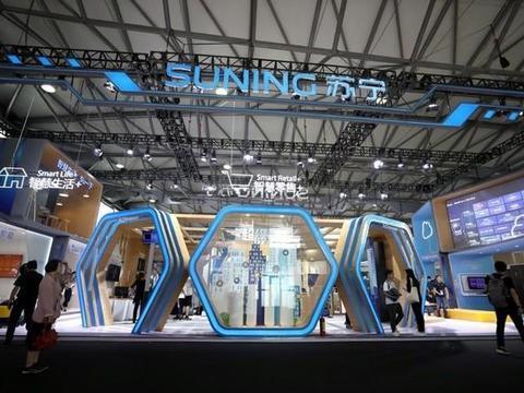 全国首家5G体验店来了 落户上海苏宁中山公园店