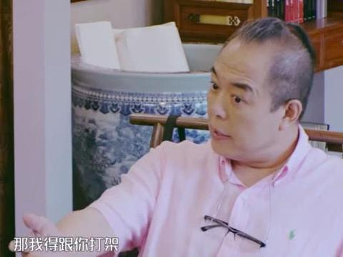 张铁林总迟到被王刚怒怼,二人节目中约架:我忍你很多年了