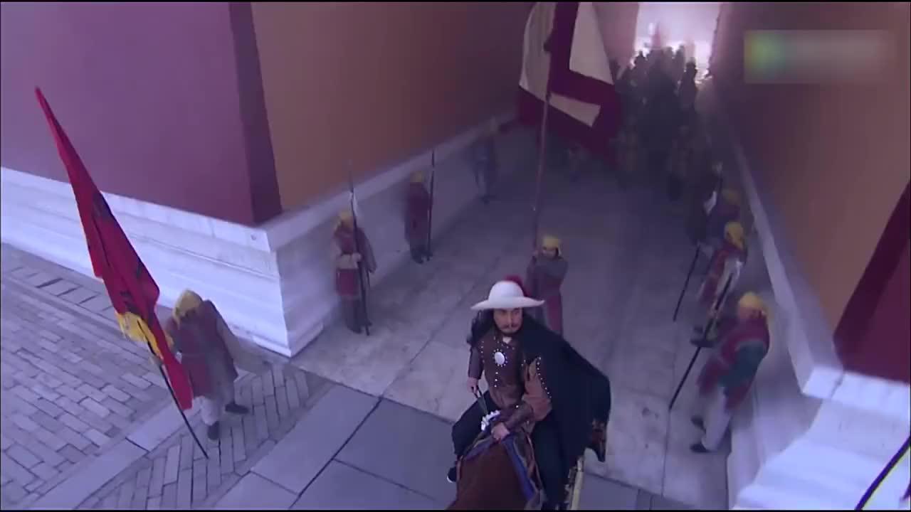 碧血剑:闯王进入皇宫,皇上在荒山惆怅不已,太悲情了