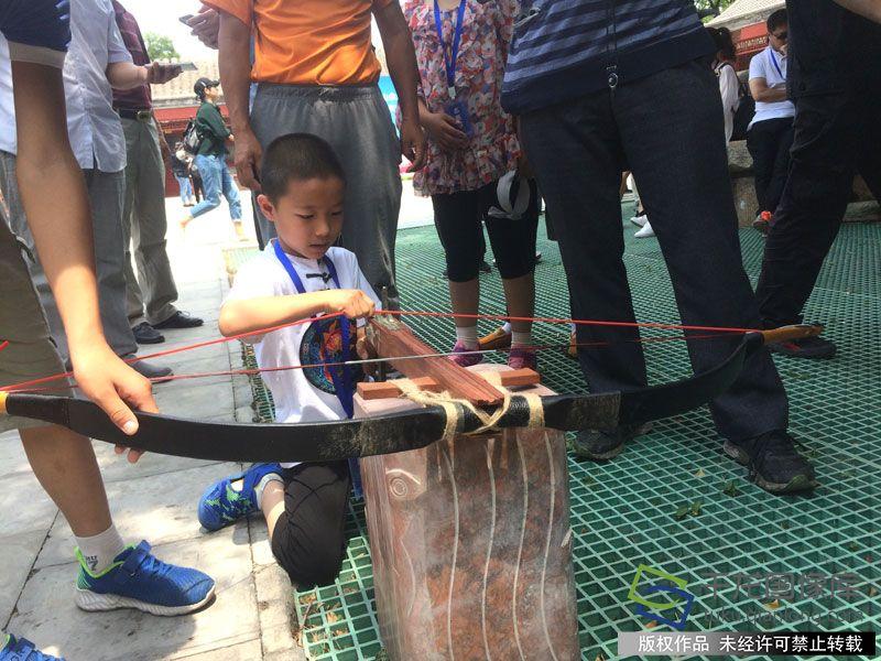 北京12家文博单位联手培训小学生志愿者当讲解员