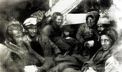 空难史上的奇迹:16名幸存者坠落3900米雪山,没食物却坚持72天