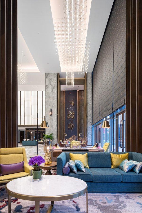 融创文旅首家自营品牌酒店 -- 广州融创堇山酒店盛大开业