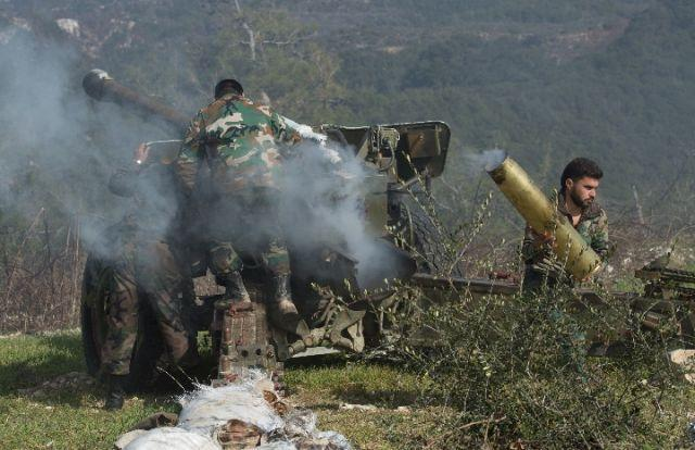 土耳其炮击叙利亚政府军,不会向俄罗斯让步,考验普京的时候到了