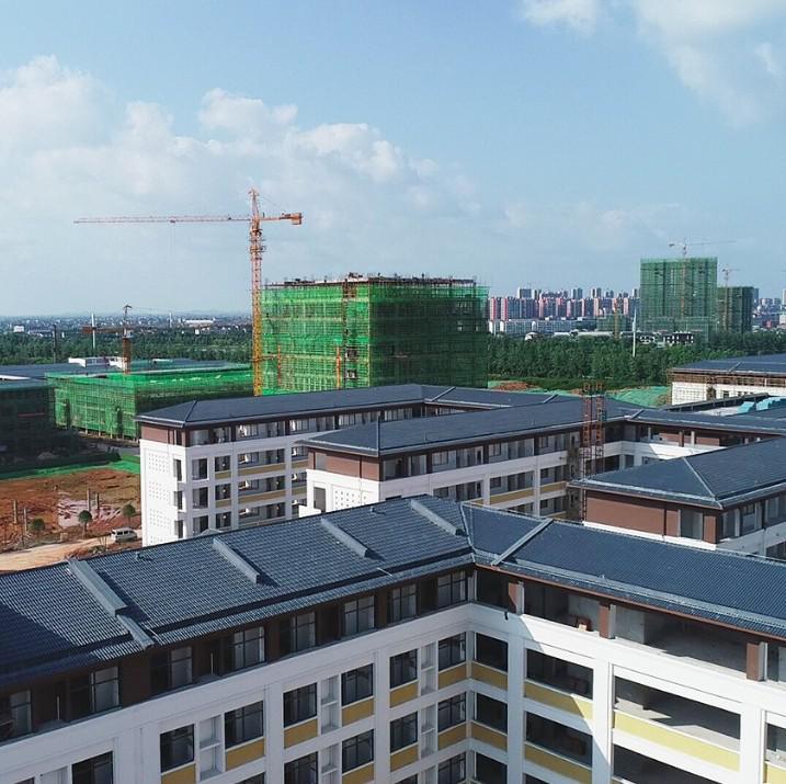 抚州一中实验学校新校区计划9月投入使用
