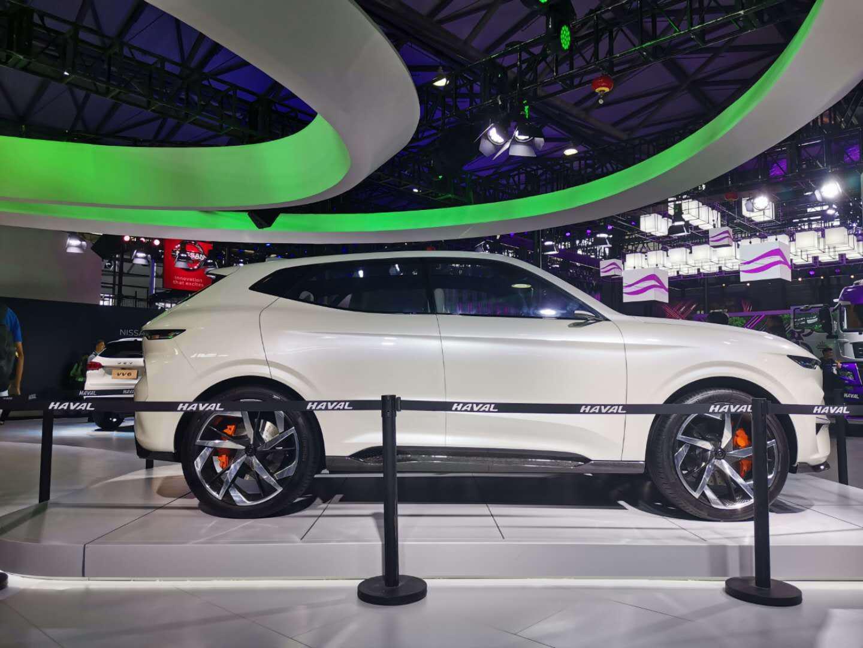 2019 CES亚洲展:长城汽车展示未来出行技术