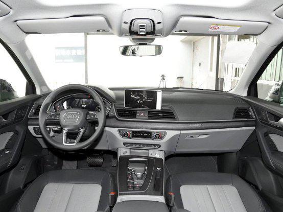 测评全新奥迪Q5L 标杆SUV来袭 就问对手怕不怕