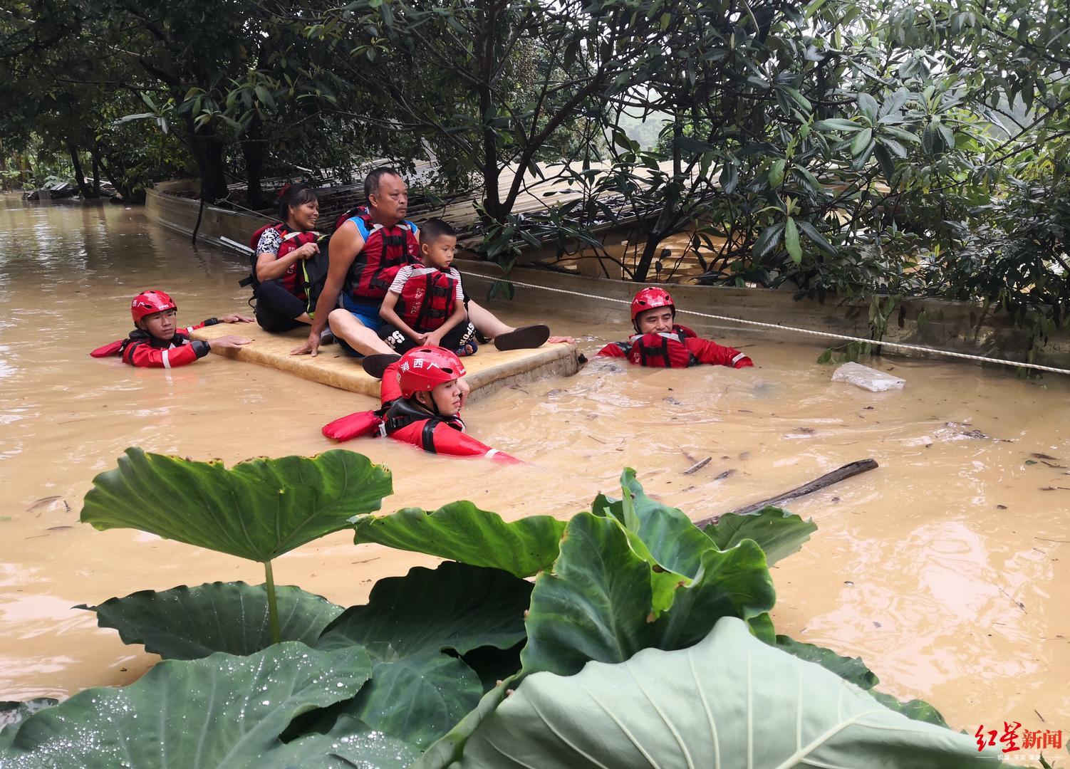 应急管理部:柳江、桂江、湘江等江河可能发生超警洪水