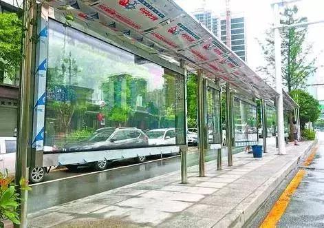达州城区新(改)建62个公交站台,预计下月中旬完工!