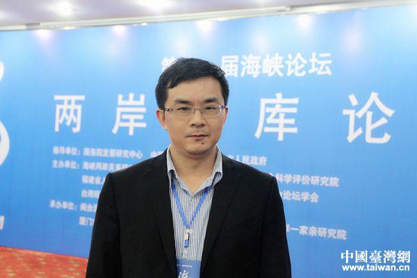 邓启明:两岸城市交流合作需要稳妥推进